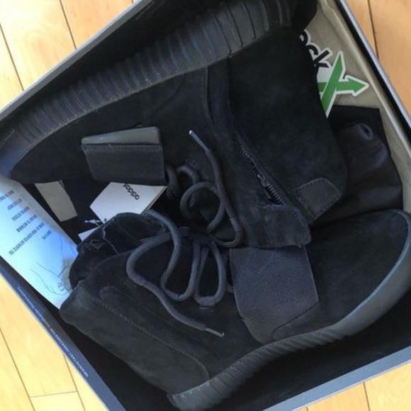 factory price eece9 7f539 Yeezy Boost 750 Triple Black Size 11